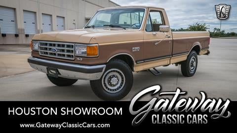 1987 Ford F-250 for sale in Houston, TX