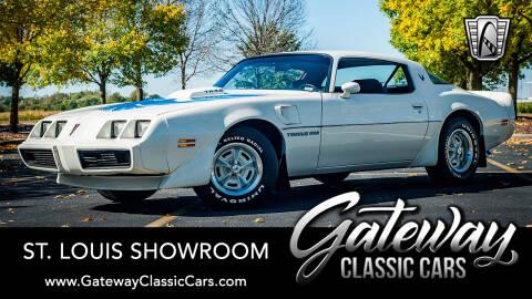 1980 Pontiac Trans Am for sale in O'Fallon, IL