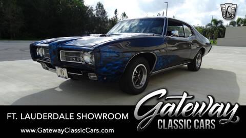 1969 Pontiac GTO for sale in Coral Springs, FL