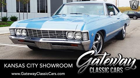 1967 Chevrolet Impala for sale in Olathe, KS