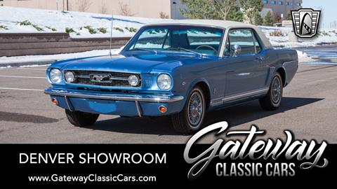 1966 Ford Mustang for sale in Englewood, CO