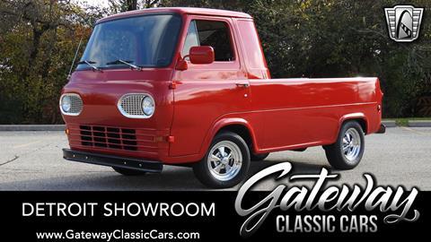 1966 Ford E-Series Cargo for sale in Dearborn, MI