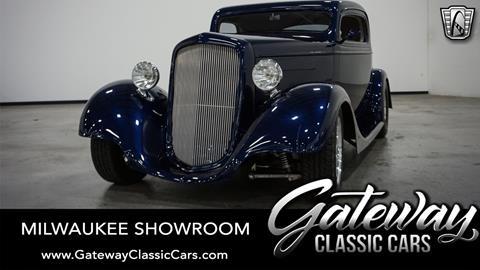 1934 Chevrolet Street Rod for sale in Kenosha, WI