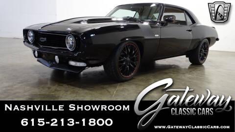 1969 Chevrolet Camaro for sale in La Vergne, TN