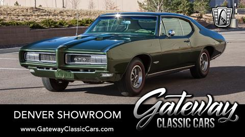 1968 Pontiac GTO for sale in Englewood, CO