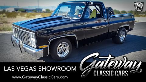 1986 GMC C/K 1500 Series for sale in Las Vegas, NV