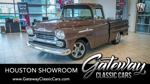 1958 Chevy Apache For Sale >> 1958 Chevrolet Apache For Sale In Houston Tx
