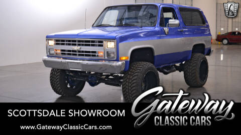 1985 Chevrolet Blazer for sale in Deer Valley, AZ