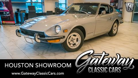 1973 Datsun 240Z for sale in Houston, TX
