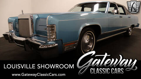 1978 Lincoln Town Car for sale in Memphis, IN