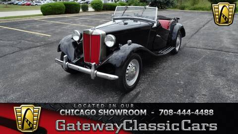 1952 MG TD for sale in Crete, IL
