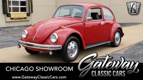 Volkswagen Mt Pleasant >> 1968 Volkswagen Beetle For Sale In Crete Il
