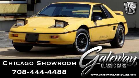 1988 Pontiac Fiero for sale in Crete, IL