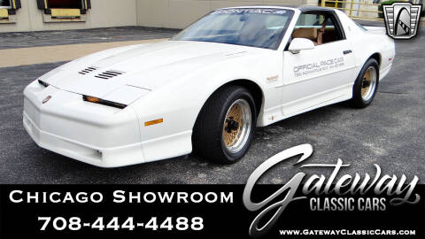 1989 Pontiac Firebird for sale in Crete, IL