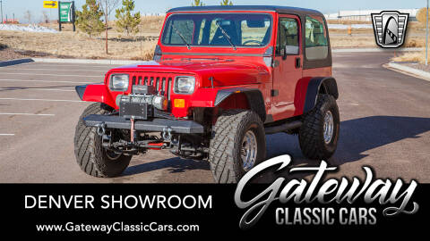 1993 Jeep Wrangler for sale in Englewood, CO