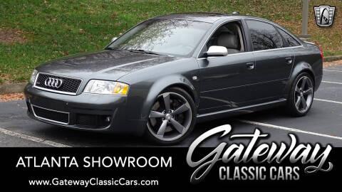 2003 Audi RS 6 for sale in Alpharetta, GA