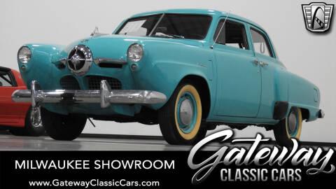 1950 Studebaker Champion for sale in Kenosha, WI