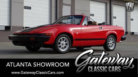 Triumph Cars For Sale >> 1980 Triumph Tr7 For Sale In Alpharetta Ga