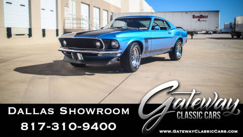 Used 1969 Ford Mustang For Sale In Fort Worth Tx Carsforsale Com
