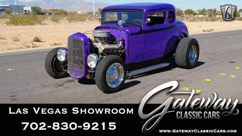 1932 Ford 5 Window for sale at Gateway Classic Cars - Las Vegas Showroom in Las Vegas NV