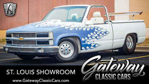 1992 Chevrolet C/K 1500 Series for sale at Gateway Classic Cars - St Louis Showroom in O'Fallon IL