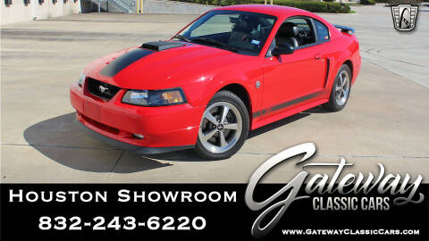 2004 Ford Mustang Mach 1 Premium for sale at Gateway Classic Cars - Houston Showroom in Houston TX