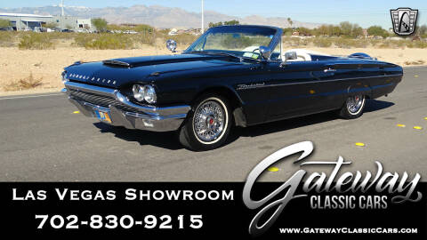 1964 Ford Thunderbird for sale at Gateway Classic Cars - Las Vegas Showroom in Las Vegas NV