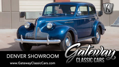 1939 Buick Special 40 for sale at Gateway Classic Cars - Denver Showroom in Englewood CO