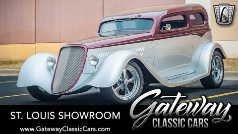 1933 Ford Vicki for sale at Gateway Classic Cars - St Louis Showroom in O'Fallon IL