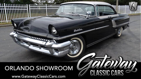 1955 Mercury Montclair for sale at Gateway Classic Cars - Orlando Showroom in Lake Mary FL