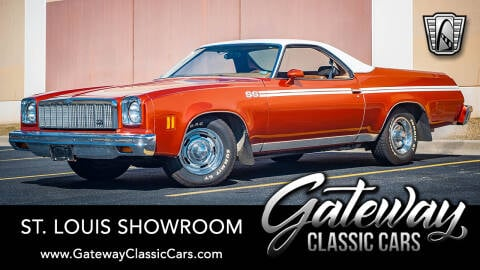 1975 Chevrolet El Camino for sale at Gateway Classic Cars - St Louis Showroom in O'Fallon IL