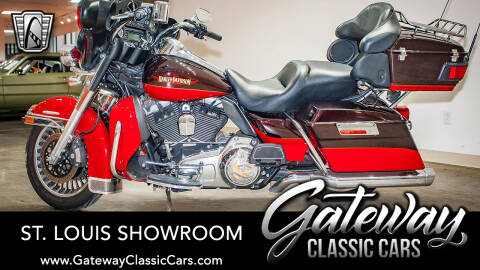 2010 Harley Davidson FLHTKL for sale at Gateway Classic Cars - St Louis Showroom in O'Fallon IL