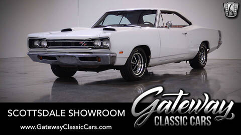 1969 Dodge Coronet for sale at Gateway Classic Cars - Scottsdale Showroom in Deer Valley AZ