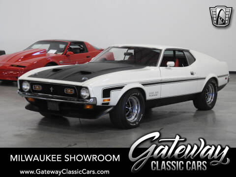 1971 Ford Mustang for sale at Gateway Classic Cars - Milwaukee Showroom in Kenosha WI