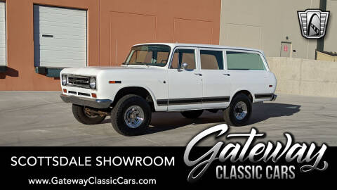 1969 International Travelall for sale at Gateway Classic Cars - Scottsdale Showroom in Deer Valley AZ