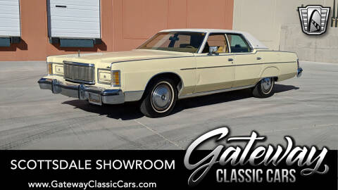 1977 Mercury Marquis for sale at Gateway Classic Cars - Scottsdale Showroom in Deer Valley AZ