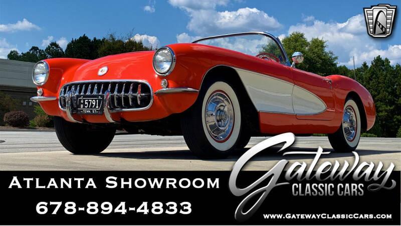 1957 Chevrolet Corvette (image 1)
