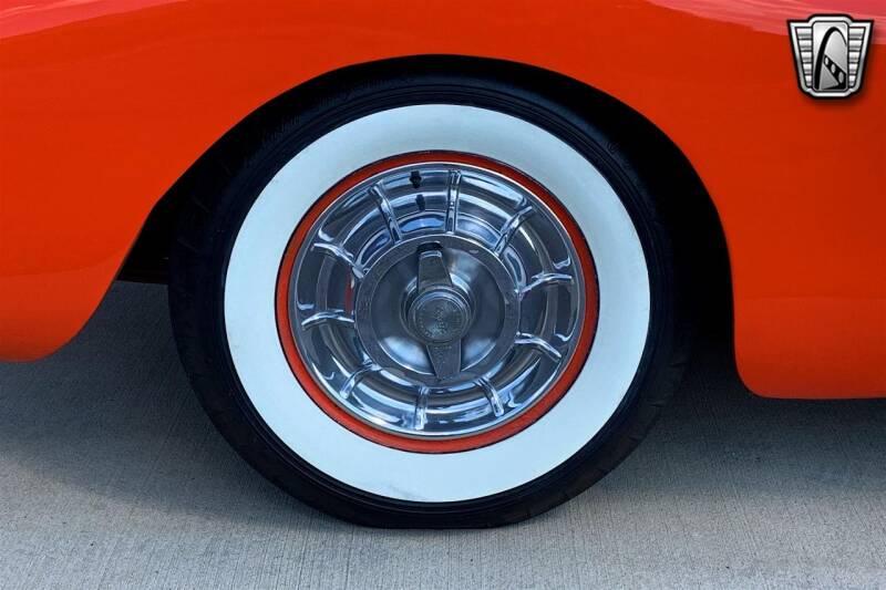 1957 Chevrolet Corvette (image 3)