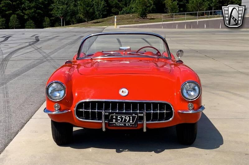 1957 Chevrolet Corvette (image 10)