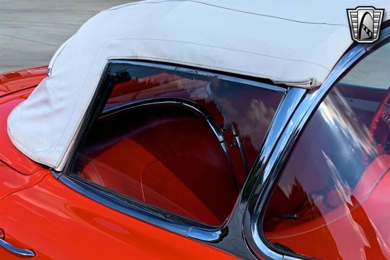 1957 Chevrolet Corvette (image 18)