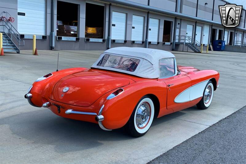 1957 Chevrolet Corvette (image 19)