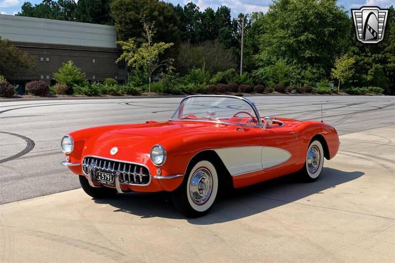 1957 Chevrolet Corvette (image 24)