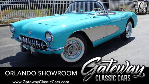1957 Chevrolet Corvette for sale at Gateway Classic Cars - Orlando Showroom in Lake Mary FL
