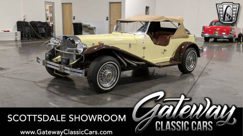 1929 Mercedes-Benz Gazelle for sale at Gateway Classic Cars - Scottsdale Showroom in Deer Valley AZ