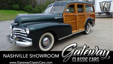 1948 Chevrolet Fleetmaster for sale at Gateway Classic Cars - Nashville Showroom in La Vergne TN