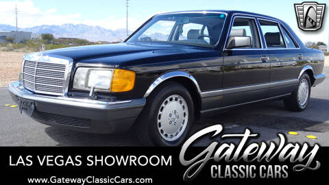 1991 Mercedes-Benz 300-Class for sale at Gateway Classic Cars - Las Vegas Showroom in Las Vegas NV