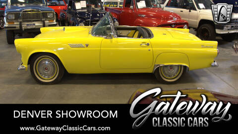 1955 Ford Thunderbird for sale at Gateway Classic Cars - Denver Showroom in Englewood CO
