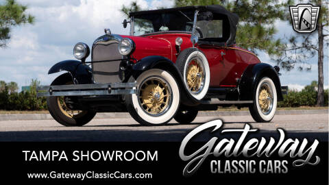 1988 Shay Model A for sale at Gateway Classic Cars - Tampa Showroom in Ruskin FL
