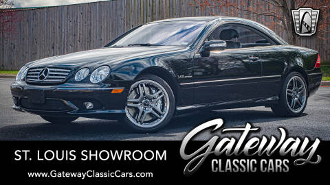 2005 Mercedes-Benz CL65 for sale at Gateway Classic Cars - St Louis Showroom in O'Fallon IL