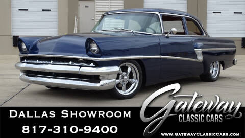 1956 Mercury Montclair for sale at Gateway Classic Cars - Dallas Showroom in Grapevine TX